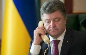 Обама, Порошенко, Украина, переговоры