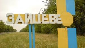 """Украина, восток Украины, Зайцево, Донбасс, АТО, терроризм, """"ДНР"""", политика, общество, Национальная полиция, обстрел"""