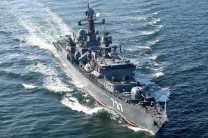 военно-морской флот России, Балтика, нарушение водного пространства, Самара