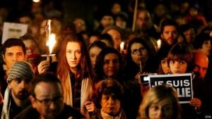 Марш единства, Париж, Франция, общество, политика, терорризм