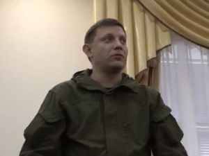захарченко, днр, донецк, краматорск, славянск, мариуполь