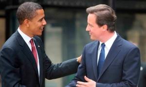 сша, великобритания, кэмерон, обама, политика