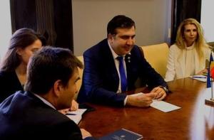 саакашвили, твит, соцсети, порошенко, резниченко, губернатор, одесса