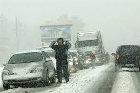 Одесса, дороги, трассы, ограничено, движение, погода, условия