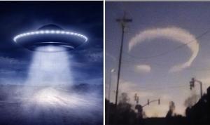 НЛО, пришельцы, портал, космический корабль