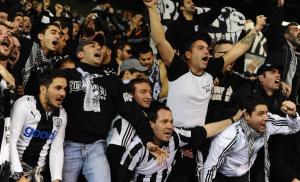 ПАОК, Греция, Салоники, Спартак, футбол, Лига Чемпионов, УЕФА