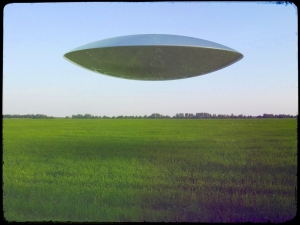 НАСА, космос, летающая тарелка
