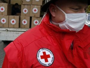 Красный Крест, гуманитарный кризис, гуманитарная помощь, экспертиза затруднена