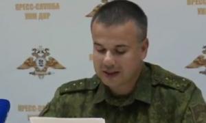 наев, безсонов, армия днр, донбасс, днр, донецк, оос, террористы, армия украины