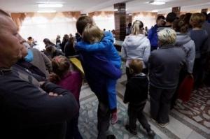 беларусь, переселенцы и беженцы, общество, донбасс, ато, восток украины