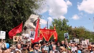 Марченко, суд, Днепр, 9 мая, Союз советских офицеров, митинги, Россия, георгиевские ленточки, общество, запрет, декоммунизация