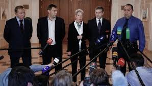 ДНР, Пушилин, Минск, встреча, переговоры, работа, ОБСЕ, Украина