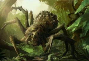 мир животных, новости науки, конго, пауки, существа, джейб фофи, происшествия