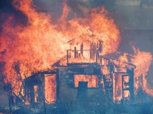 якутия, пожар, гибель людей, россия, происшествие, общество