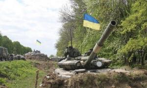 Донецк, окраины, украинские военные, артиллерия, штурм, удар