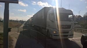 Украина, блокада фур, РФ, политика, общество