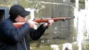карабин, стрельба, днепропетровск