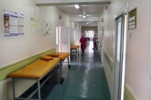 Луганск, АТО, больница