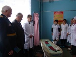 Луганск, больница, АТО, юго-восток, захват