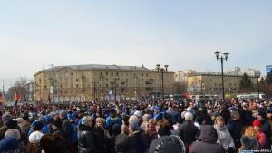 митинг, акция, Кремль, Россия, РФ, директива, регионы, бюджетники, согнали, студенты, школьники, коррупция, Путин, аресты, СМИ