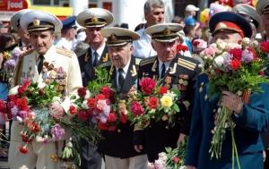 новости украины, новости киева, день победы в украине, 9 мая в киеве, как украина отмечает день победы, флешмоб в киеве