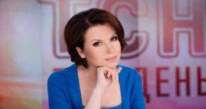 алла мазур,телеведущая 1+1, рак. фотосессия