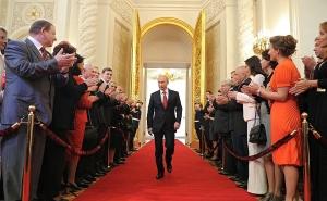 путин, россия, кремль, песков, кризис, экономика, инаугурация