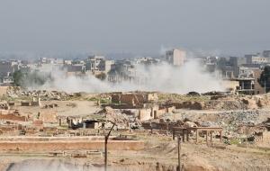 США, международная коалиция, война в Сирии, сбили беспилотник Асада, политика, общество
