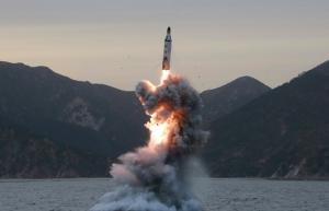 КНДР, Запуск ракет, Японское море, США, Конфликт, Ядерное оружие