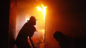 Новости Эстонии, пожар, пожар на заводе, пришествие,