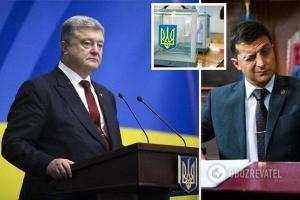 порошенко, президент украины, зеленский, выборы президента, предвыборная прогрмма, второй тур, выборы 2019