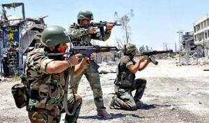 новости, война в сирии, армия сирии, игил, газ, горчичный газ, газовая атака, Дейр-эз-Зор, нааступление