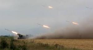 артиллерия, углегорск, дебальцево, котел