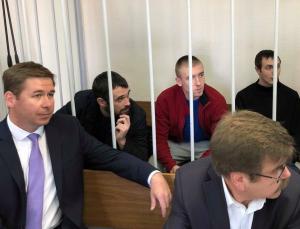 крым, украина, россия, аннексия, политика, захват, моряки, ОБСЕ, пленные
