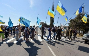 Крым, новости Украины, аннексия, Россия, блокада, экономика, политика, правый сектор, крымские татары