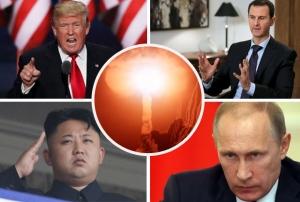третья мировая война, предсказание, пророчество, сша, северная корея, кндр, сирия, россия, ясновидящий