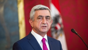 ереван, армения, саргсян, протесты, премьер-министр, отставка, нагорный карабах