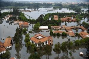 колумбия, наводнение, дожди, жертвы