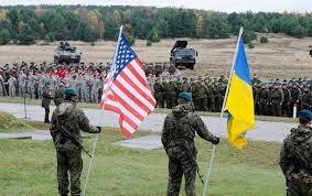 Украина, США, учения, российская, артиллерия, весна, пройдут