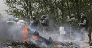 семенченко, блок-пост, атака, луганск