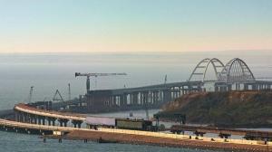 новости, Украина, Крым, Керченский мост, Крымский мост, эксперт, обвал, разрушение, причины