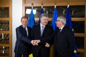 порошенко, украина, ес, брюссель, росия, поток-2, выборы
