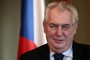 Чехия, президент, сенат, петиция, отставка, импичмент, Милог Земан, политика, Евросоюз, общество