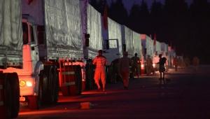 гуманитарная помощь РФ, Донбасс, юго-восток Украины, Донецкая область, Луганская область, Белгород