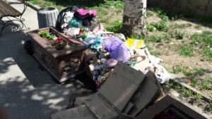 крым, аннексия, россия, украина, феодосия, мусор, фото, хлам