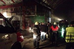 рынок барабашово, пожар, проводка, пламя, происшествия, новости украины