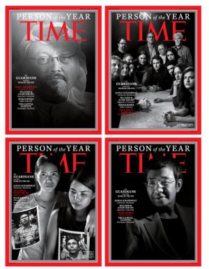 Time, Человек года, Хашогги, Убийство, Журнал.