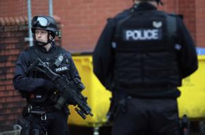 британия, лондон, мечеть, стрельба, терроризм, полиция