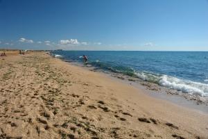 Крым, туристы, курортный сезон
