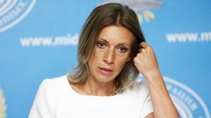 МИД России, МИД Украины, Новости России, Политика, Общество, Новости Украины, Скандал, Мария Захарова
